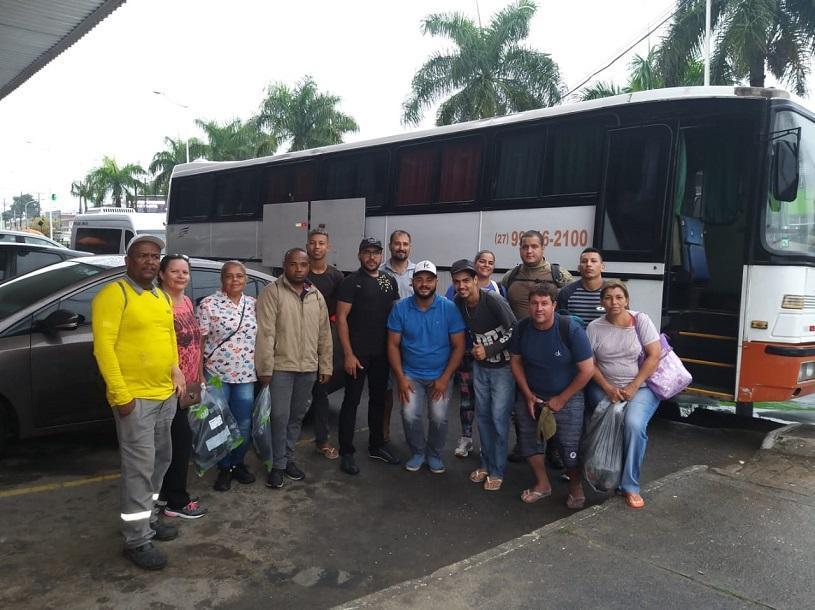 Voluntários fazem novo mutirão de limpeza em Iconha