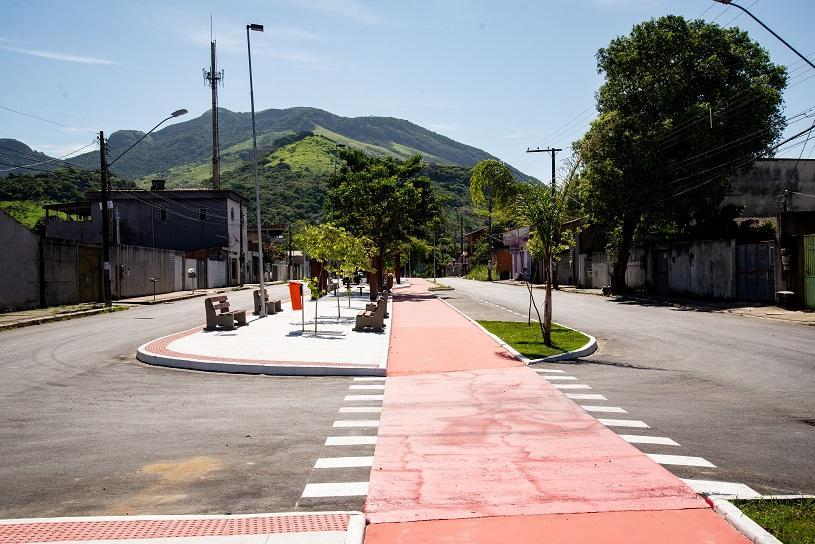 Prefeitura inaugura urbanização e ciclovia em Parque Residencial Mestre Álvaro