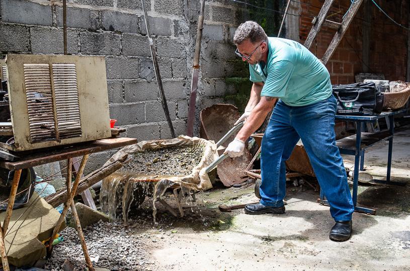 Combate à dengue: prefeitura está em alerta e chama atenção para limpeza dos quintais