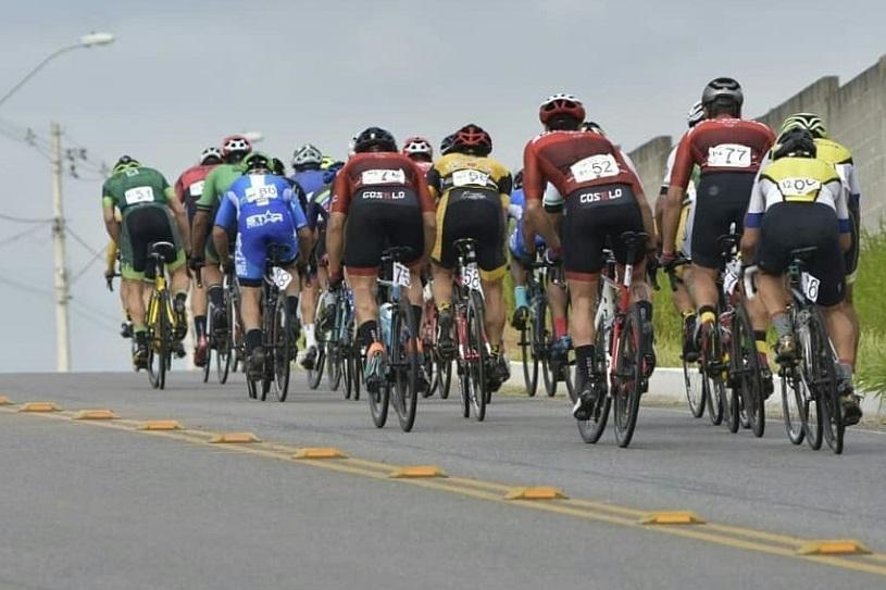 Desafio de ciclismo na Av. Audifax Barcelos neste domingo