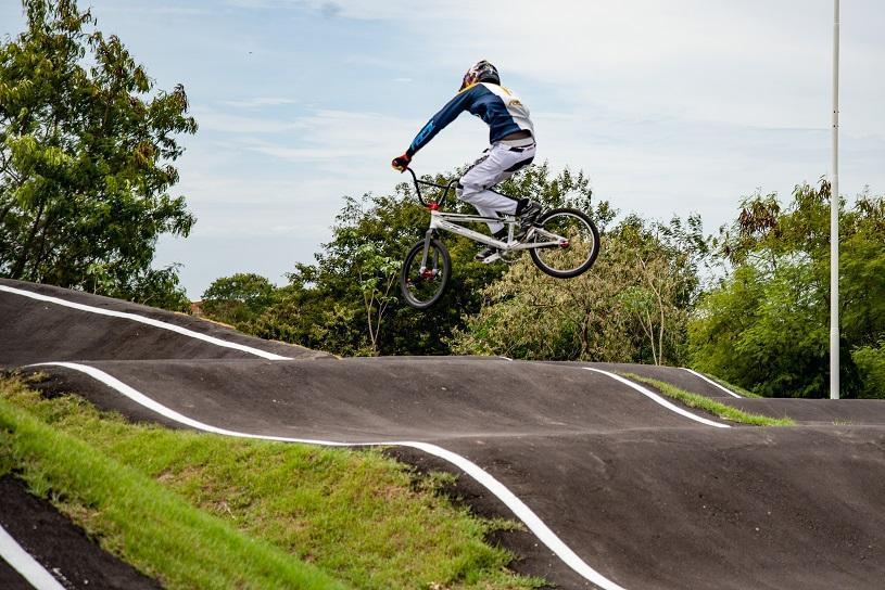Campeonato agita a pista de bicicross neste sábado (15)