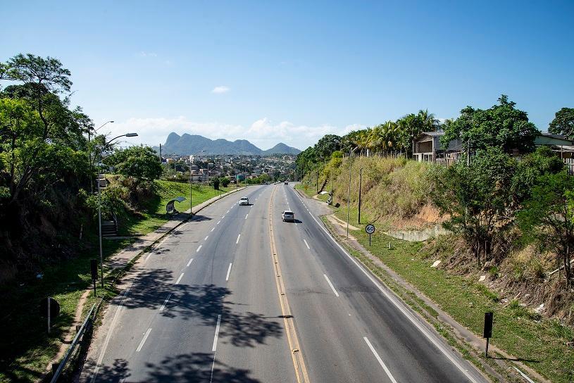 Trecho da BR-101 na Serra pode ser municipalizado e atrair 10 mil novas empresas