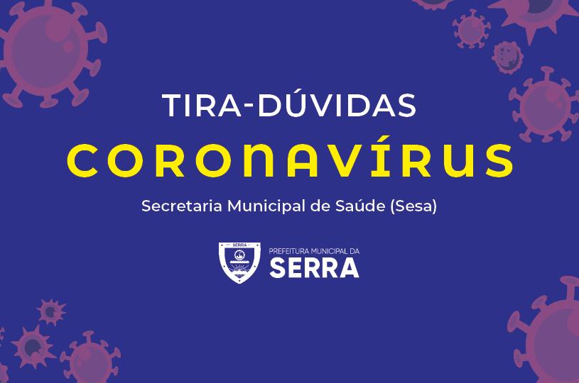 Coronavírus: Saiba as medidas adotadas pela Prefeitura da Serra