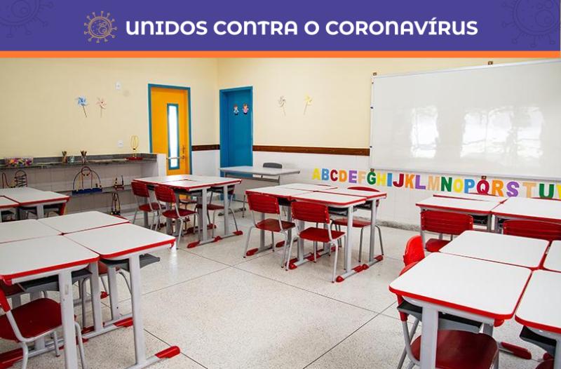 Aulas são suspensas nas escolas e creches da Serra