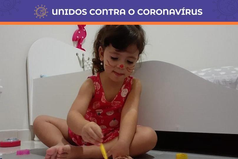 Prefeitura vai divulgar sua foto das atividades com as crianças em casa