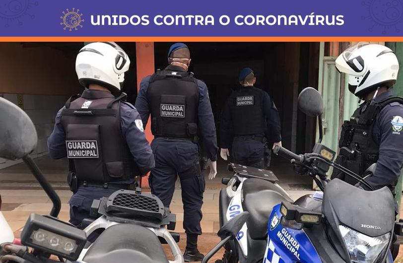 Mais de 100 estabelecimentos fechados pela Guarda Municipal da Serra