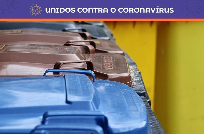 Coronavírus: saiba como descartar o lixo domiciliar corretamente