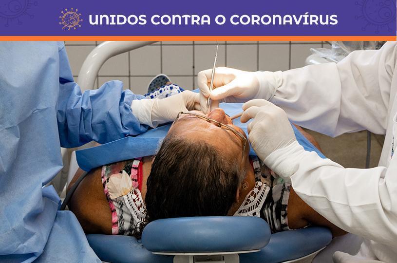 Atendimento odontológico emergencial em 17 unidades de saúde da Serra