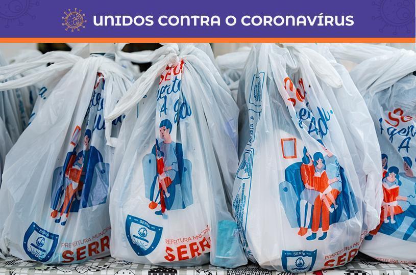 Pescadores da Serra recebem kits para se protegerem do Coronavírus