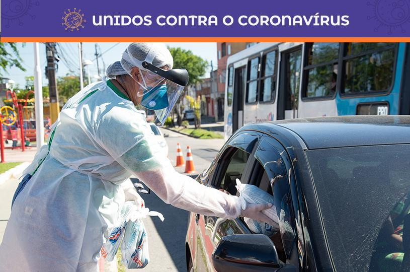 Prefeitura lança Mutirão do Bem contra o coronavírus