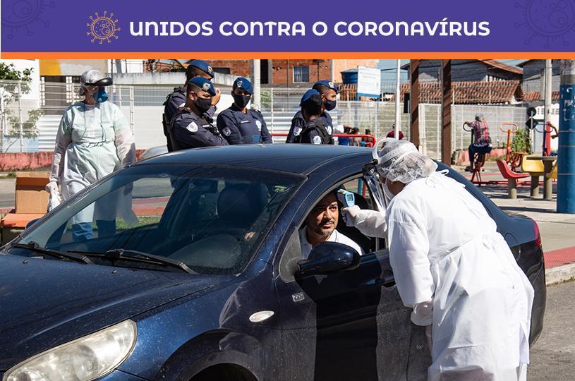 Blitz do Bem contra o coronavírus distribuiu mais de 2.300 kits de higiene