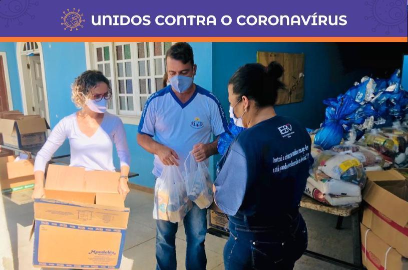 Prefeitura entrega cestas básicas para 230 famílias carentes no município