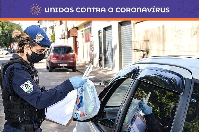 Balanço: Mutirão do Bem distribuiu mais de 4 mil kits de limpeza contra o coronavírus