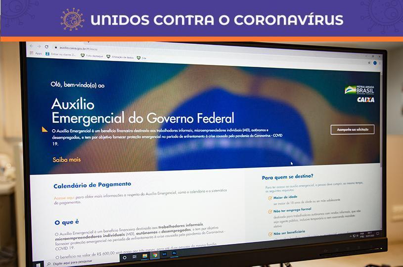 Mais de 80 servidores receberam auxílio de R$ 600 do governo federal e podem perder o cargo