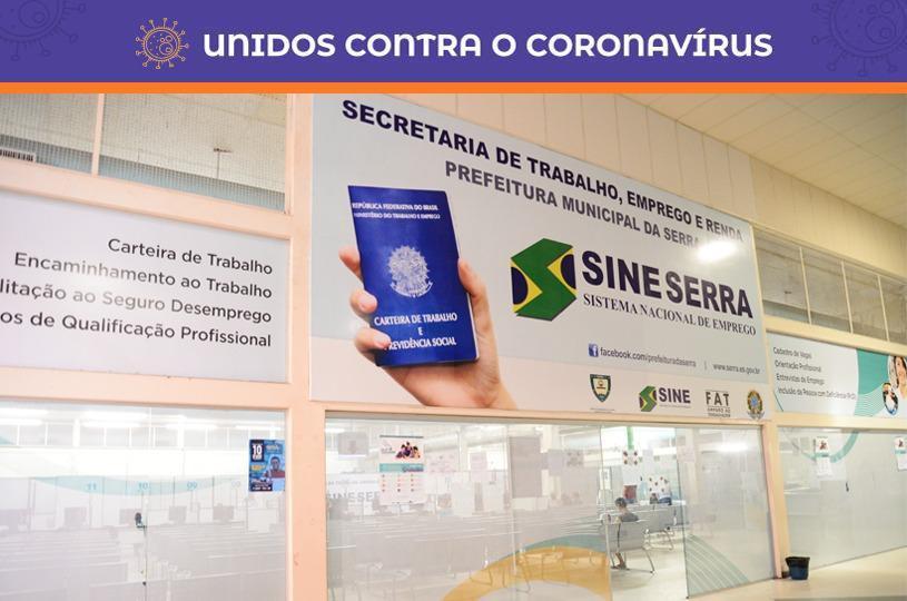 140 vagas no Sine da Serra nesta terça-feira (25)
