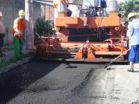 Ruas de Praia de Carapebus recebem drenagem e pavimentação
