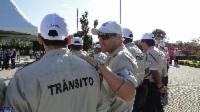 Maio Amarelo: adultos também participam de atividades de educação para o trânsito