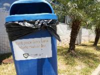 Coleta domiciliar de lixo acontece normalmente no Carnaval