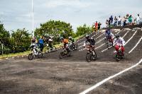 Nova realidade: inaugurada pista de bicicross em antigo lixão
