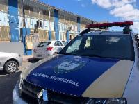 Guarda Municipal detém dois suspeitos de tráfico em Jacaraípe