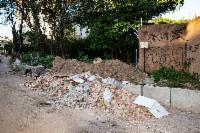 Prefeitura já limpou ponto viciado de entulho 27 vezes neste ano