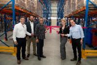 Serra ganha centro de distribuição de multinacional