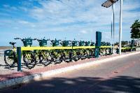 Novas estações do Bike Serra vão ser instaladas a partir de hoje