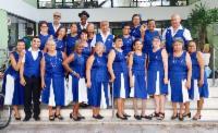 Grupo de Dança Sênior de malas prontas para festival no Rio de Janeiro