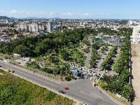 Maior parque urbano do Estado vai ganhar mais 20 mil m² de área verde e de lazer